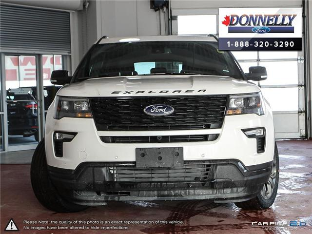 2018 Ford Explorer Sport (Stk: DR465) in Ottawa - Image 2 of 30