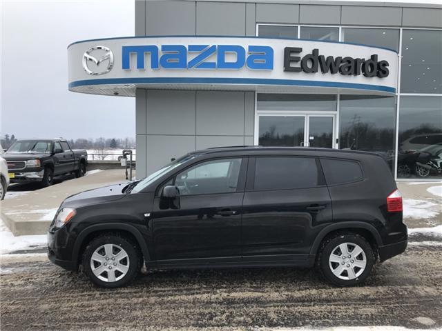 2012 Chevrolet Orlando LS (Stk: 20804) in Pembroke - Image 1 of 10