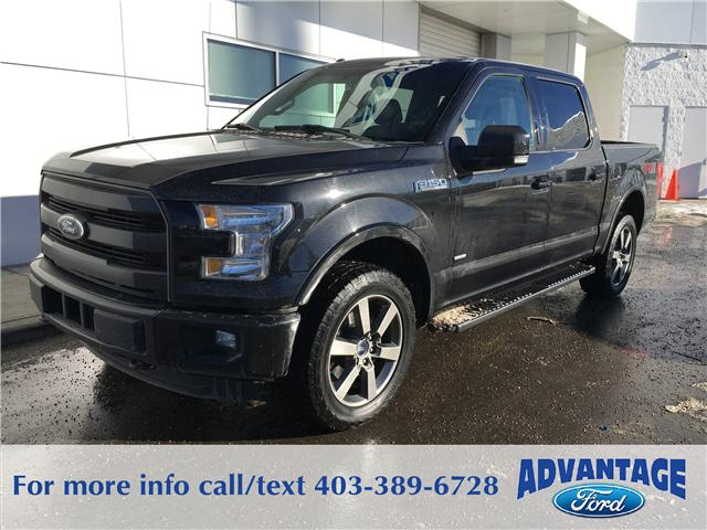 2015 Ford F-150 Lariat (Stk: J-462A) in Calgary - Image 1 of 10