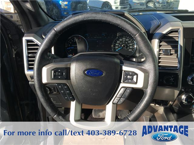 2015 Ford F-150 Lariat (Stk: J-462A) in Calgary - Image 4 of 10