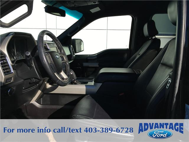 2015 Ford F-150 Lariat (Stk: J-462A) in Calgary - Image 7 of 10