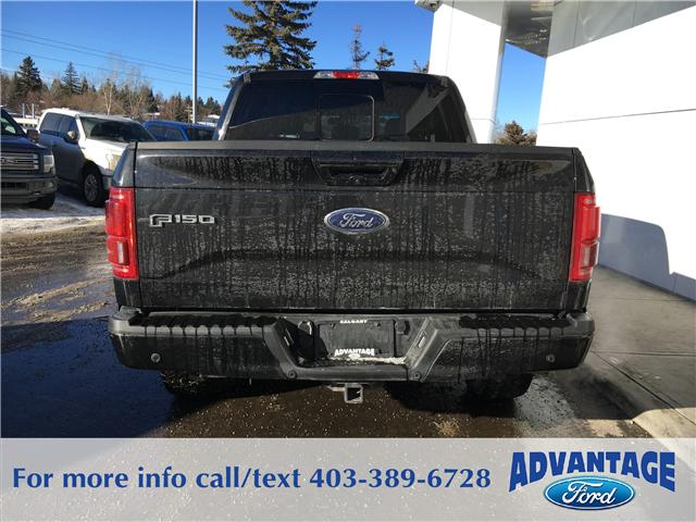 2015 Ford F-150 Lariat (Stk: J-462A) in Calgary - Image 10 of 10