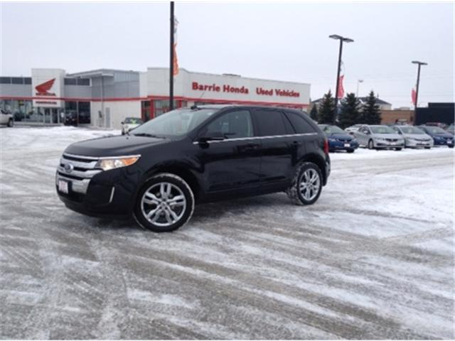 2012 Ford Edge Limited (Stk: U12361) in Barrie - Image 1 of 12