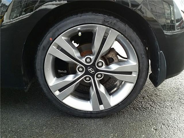 2012 Hyundai Veloster Tech (Stk: 16198A) in Bridgewater - Image 10 of 22