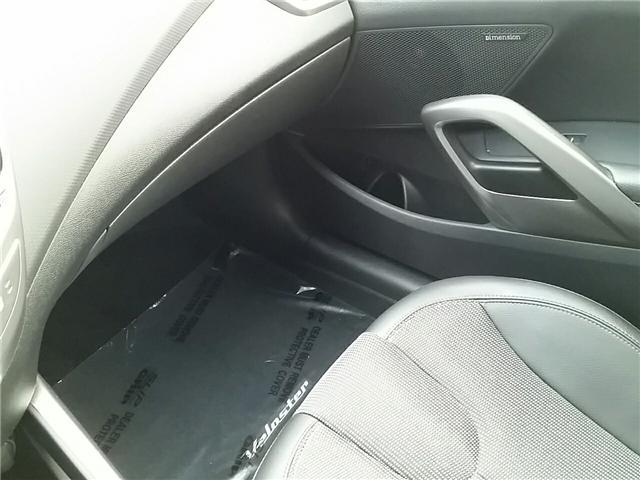 2012 Hyundai Veloster Tech (Stk: 16198A) in Bridgewater - Image 21 of 22