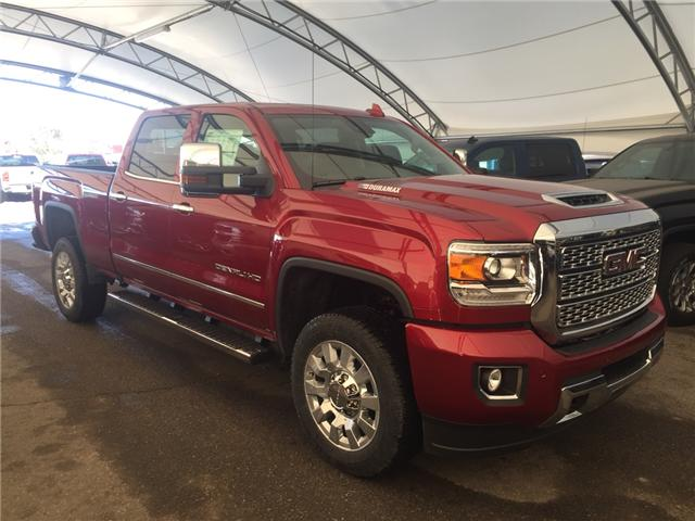2018 GMC Sierra 2500HD