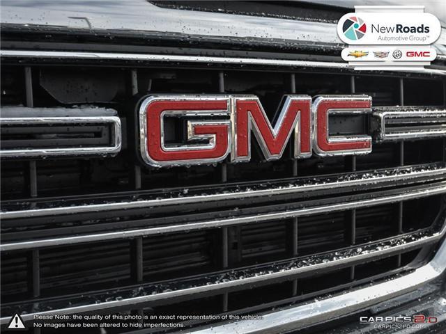 2018 GMC Sierra 1500 SLE (Stk: Z214782) in Newmarket - Image 10 of 30