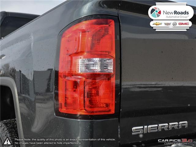 2018 GMC Sierra 1500 SLE (Stk: Z214782) in Newmarket - Image 14 of 30