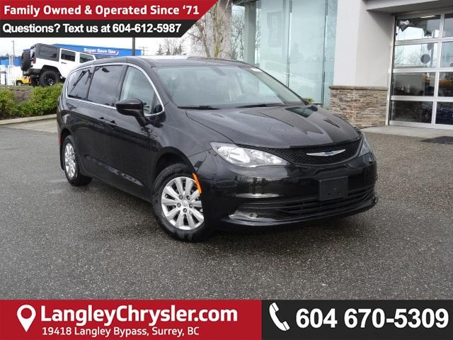 2018 Chrysler Pacifica L (Stk: J141176) in Surrey - Image 1 of 13