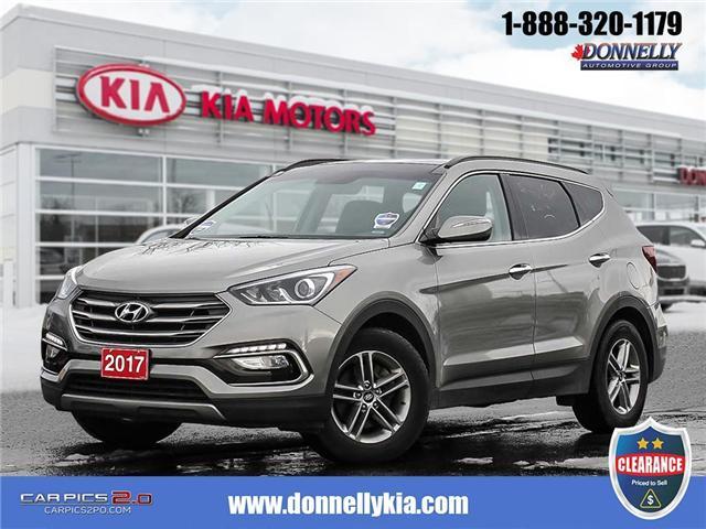 2017 Hyundai Santa Fe Sport 2.4 SE (Stk: CLKUR2063) in Kanata - Image 1 of 27