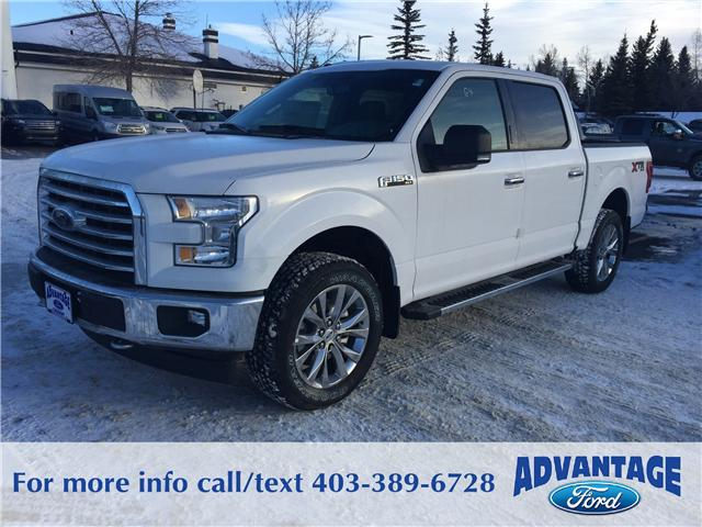 2017 Ford F-150 XLT (Stk: H-1595) in Calgary - Image 1 of 5