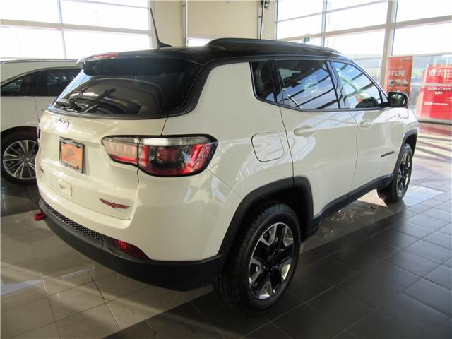 2017 Jeep Compass Trailhawk (Stk: A3635) in Saskatoon - Image 2 of 27