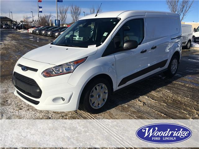 2018 Ford Transit Connect XLT (Stk: J-362) in Calgary - Image 1 of 5