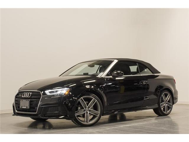 2018 Audi A3 2.0T Technik (Stk: T13047) in Vaughan - Image 2 of 8