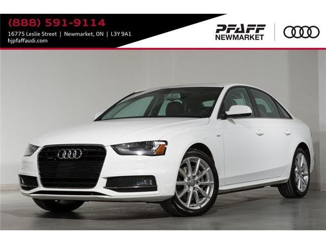 2015 Audi A4 2.0T Progressiv (Stk: 52664) in Newmarket - Image 1 of 19