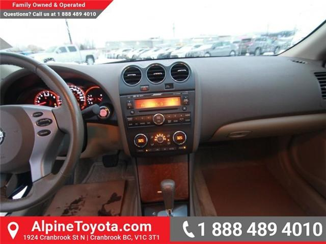 2008 Nissan Altima 2.5 S (Stk: W727692A) in Cranbrook - Image 10 of 17