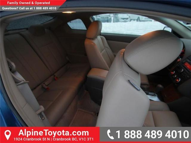 2008 Nissan Altima 2.5 S (Stk: W727692A) in Cranbrook - Image 12 of 17