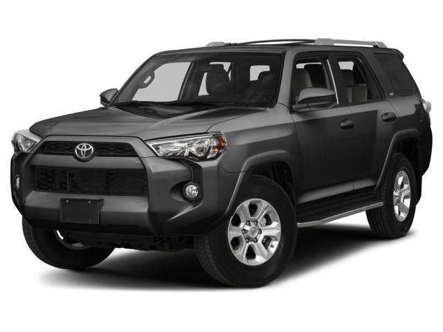 2018 Toyota 4Runner SR5 (Stk: 528397) in Milton - Image 1 of 9