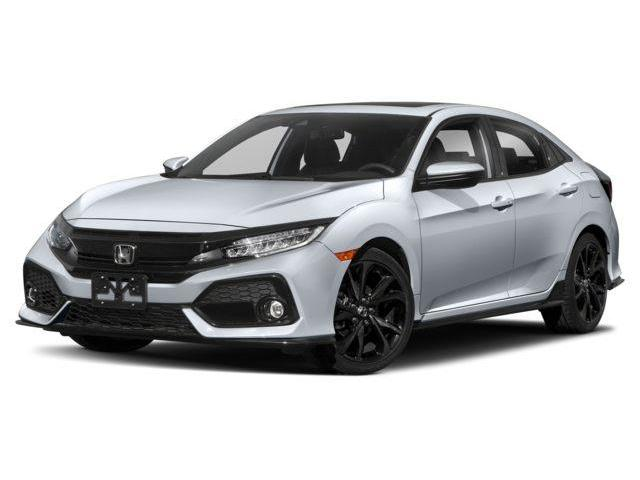 2018 Honda Civic Sport Touring (Stk: 18668) in Barrie - Image 1 of 9