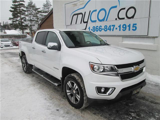 2016 Chevrolet Colorado LT (Stk: 171959) in Richmond - Image 1 of 12