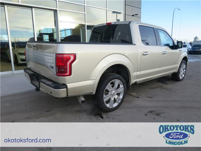2017 Ford F-150 Limited (Stk: B82972) in Okotoks - Image 5 of 22
