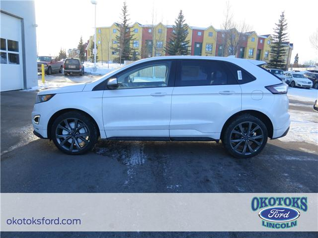 2018 Ford Edge Sport (Stk: J-128) in Okotoks - Image 2 of 6