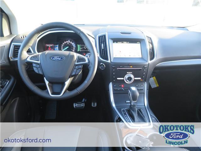 2018 Ford Edge Sport (Stk: J-128) in Okotoks - Image 4 of 6
