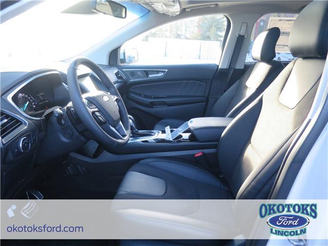 2018 Ford Edge Sport (Stk: J-128) in Okotoks - Image 5 of 6