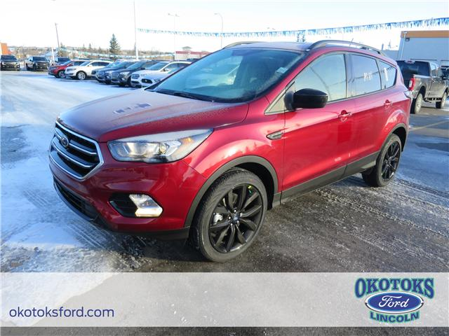 2018 Ford Escape SE (Stk: JK-156) in Okotoks - Image 1 of 6