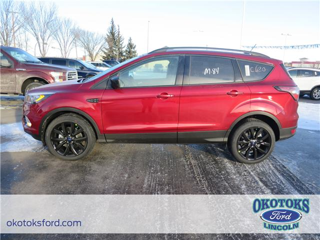 2018 Ford Escape SE (Stk: JK-156) in Okotoks - Image 2 of 6
