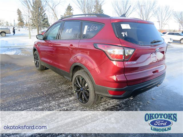 2018 Ford Escape SE (Stk: JK-156) in Okotoks - Image 3 of 6