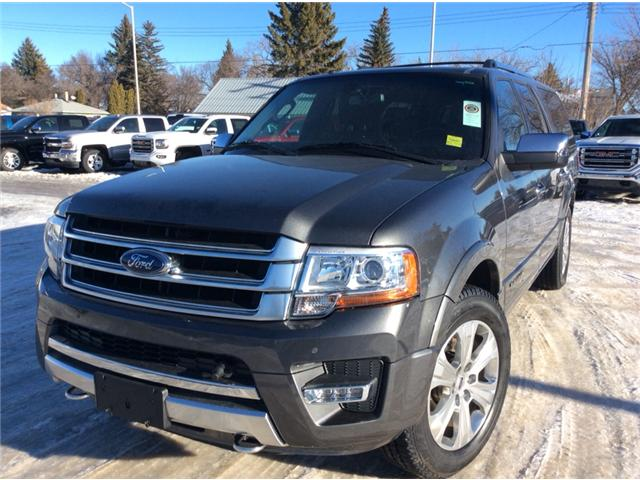 2015 Ford Expedition Max Platinum (Stk: 186395) in Brooks - Image 2 of 25