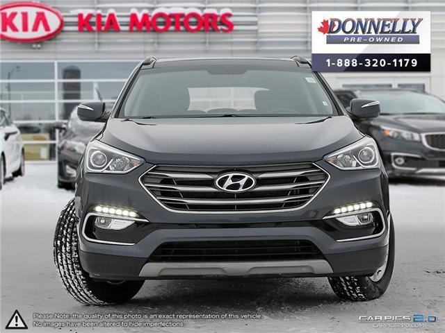 2017 Hyundai Santa Fe Sport  (Stk: CLKUR2068) in Kanata - Image 2 of 29