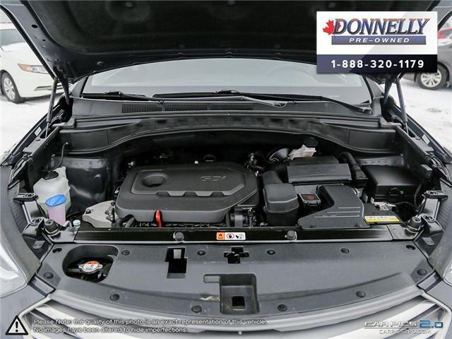 2017 Hyundai Santa Fe Sport  (Stk: CLKUR2068) in Kanata - Image 8 of 29