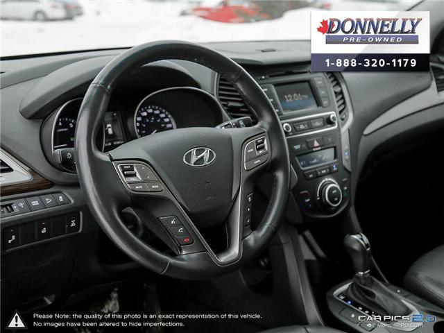 2017 Hyundai Santa Fe Sport  (Stk: CLKUR2068) in Kanata - Image 13 of 29