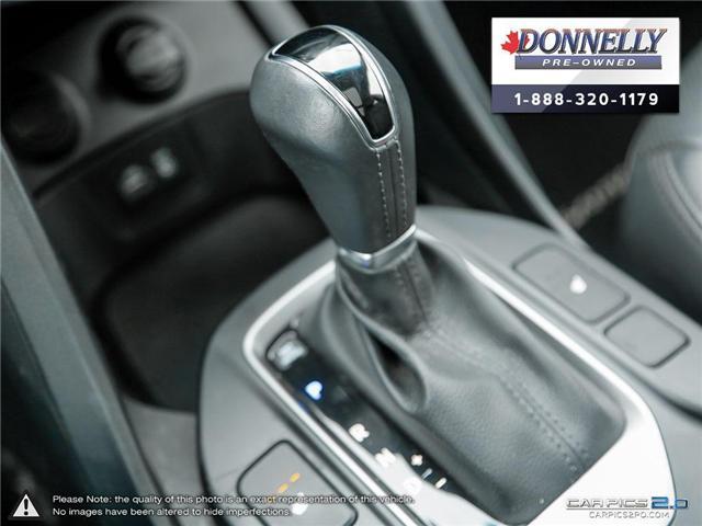 2017 Hyundai Santa Fe Sport  (Stk: CLKUR2068) in Kanata - Image 19 of 29