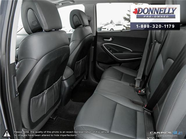 2017 Hyundai Santa Fe Sport  (Stk: CLKUR2068) in Kanata - Image 24 of 29