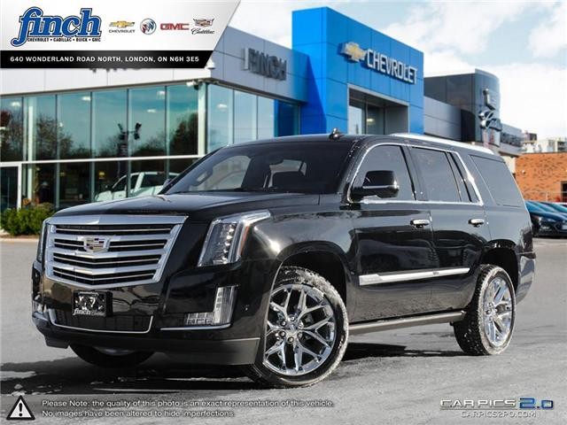 2018 Cadillac Escalade Platinum (Stk: 138357) in London - Image 1 of 27
