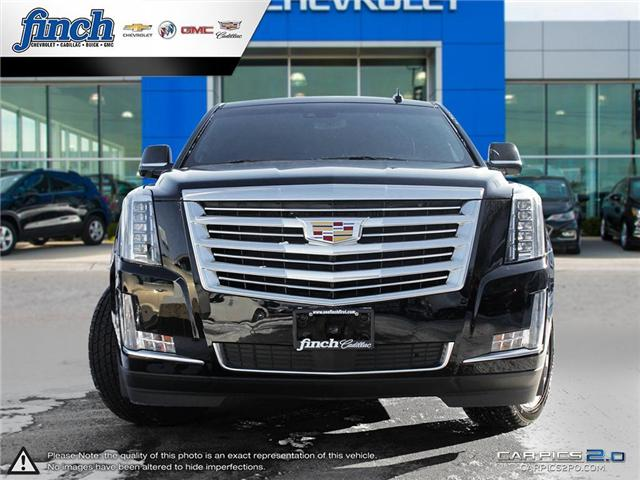 2018 Cadillac Escalade Platinum (Stk: 138357) in London - Image 2 of 27