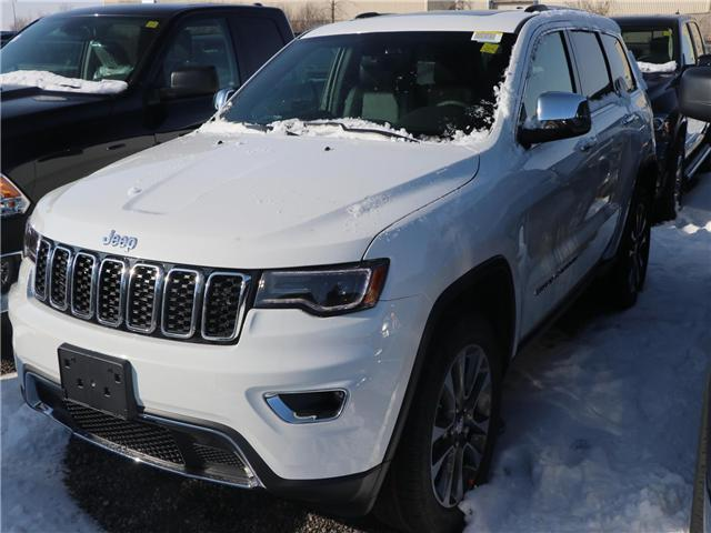 2018 Jeep Grand Cherokee Limited (Stk: 8263) in London - Image 1 of 17