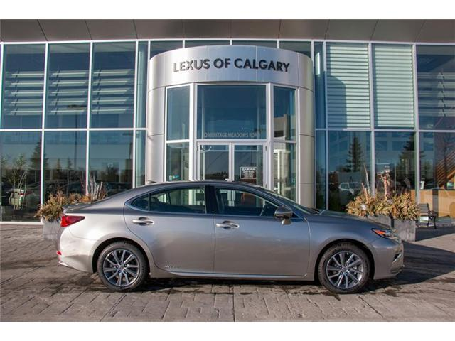 2018 Lexus ES 300h Base (Stk: 180018) in Calgary - Image 1 of 7
