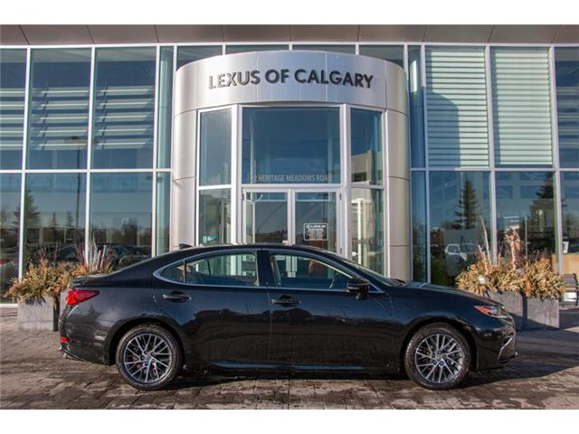 2018 Lexus ES 350 Base (Stk: 180032) in Calgary - Image 1 of 7