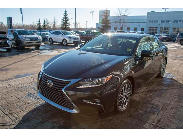 2018 Lexus ES 350 Base (Stk: 180032) in Calgary - Image 2 of 7