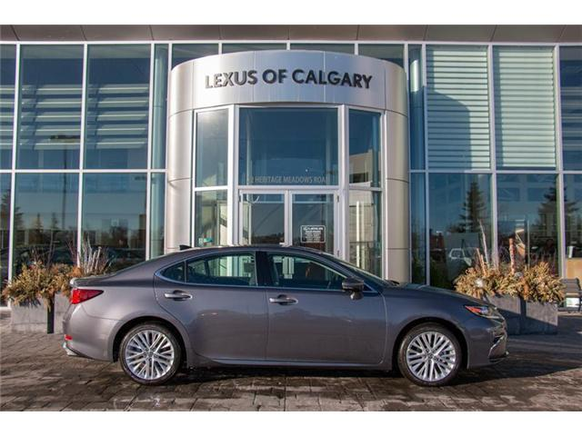 2018 Lexus ES 350 Base (Stk: 180067) in Calgary - Image 1 of 7
