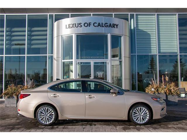 2018 Lexus ES 350 Base (Stk: 180098) in Calgary - Image 1 of 7
