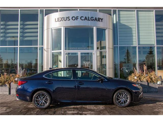 2018 Lexus ES 350 Base (Stk: 180114) in Calgary - Image 1 of 5