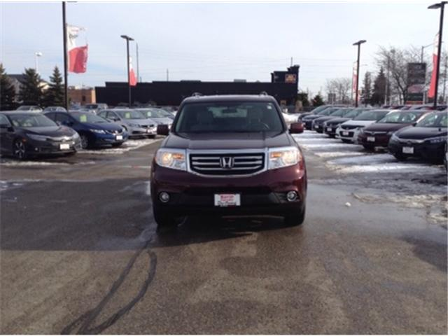 2015 Honda Pilot SE (Stk: U15027) in Barrie - Image 2 of 10