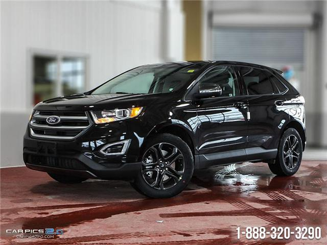 2018 Ford Edge SEL (Stk: DR296) in Ottawa - Image 1 of 30