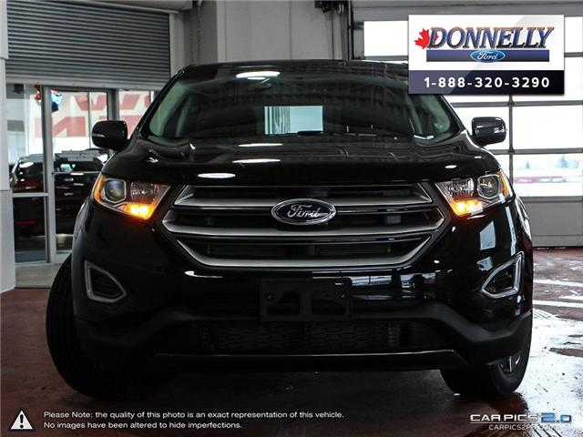 2018 Ford Edge SEL (Stk: DR296) in Ottawa - Image 2 of 30