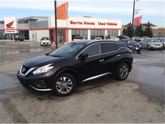2016 Nissan Murano SL (Stk: L00035) in Barrie - Image 1 of 12